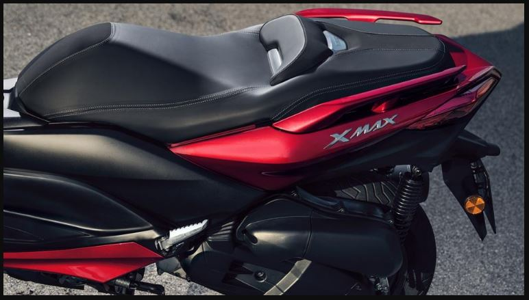 yamaha xmax 125 on road price in india