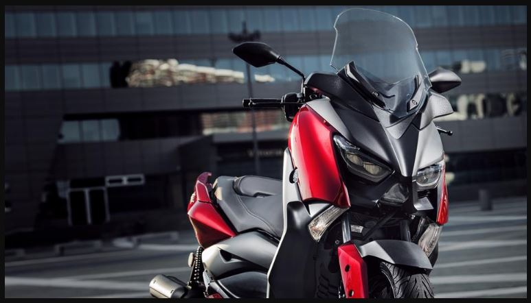 yamaha xmax 125 specifications