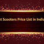 Best Scooters Price List in India with Engine cc & Mileage