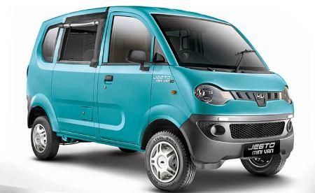 Mahindra Jeeto Minivan Colors 3
