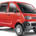 Mahindra Jeeto Minivan Price Mileage Specs Features and Images