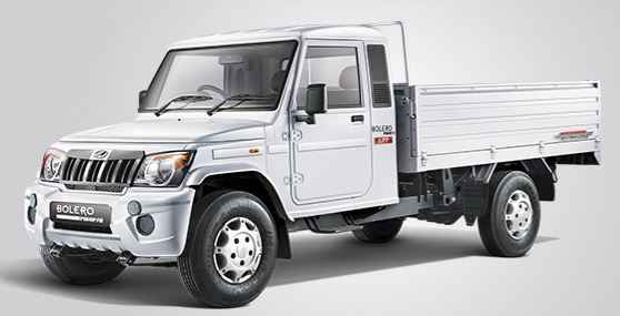 Mahindra Big Bolero Pikup Extra Long Price Specs