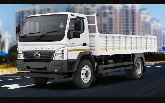 Bharat Benz 1414R Medium Duty Truck Price Specs Mileage Images