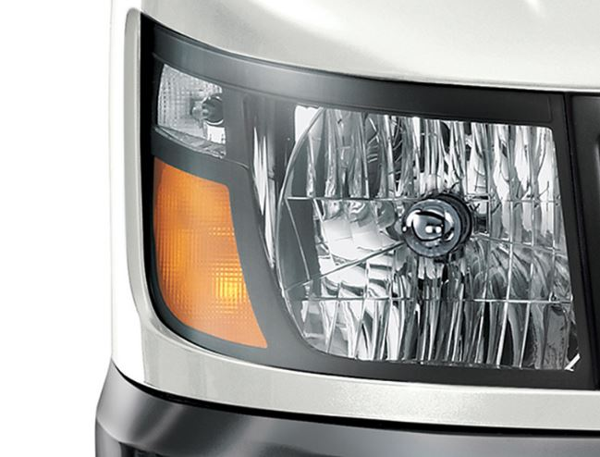 Mahindra Supro Mini Van design