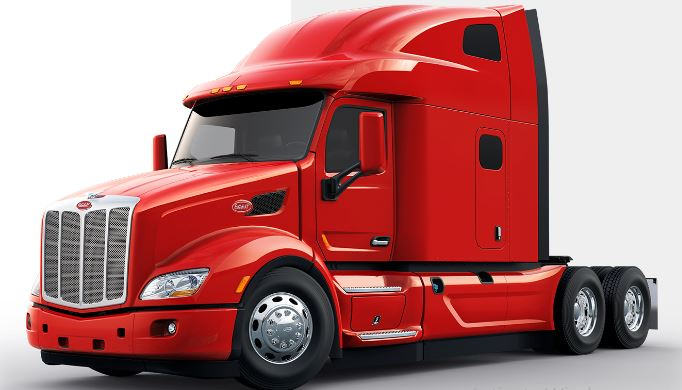 Peterbilt 579 Price in Canada
