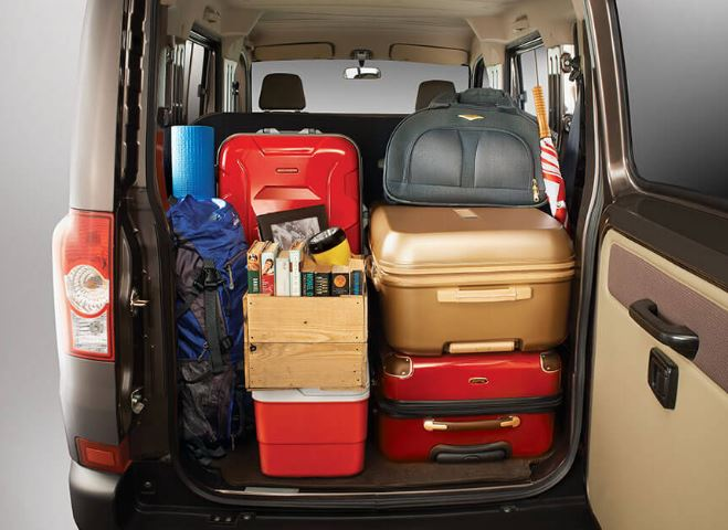 mahindra supro van accessories