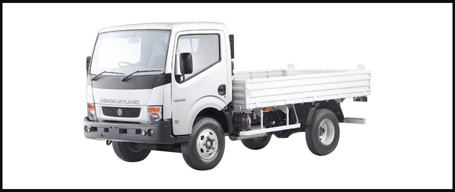 Ashok Leyland Partner 4 Tyre and 6 Tyre Price in India Specs Overview