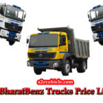BharatBenz Trucks Price List in India 2019, Specifications, Images & More