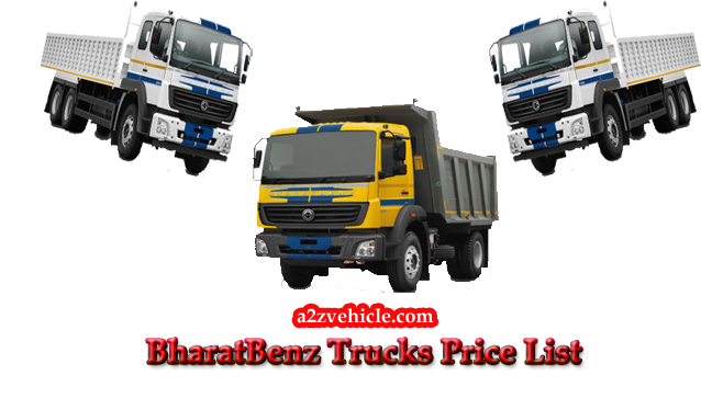 BharatBenz Trucks Prices