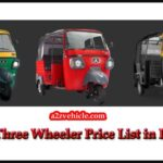 Atul Three Wheeler All Model Price List 2019 Specs Dealer Locator & Images