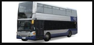 Scania N230 UD Bus Price in India
