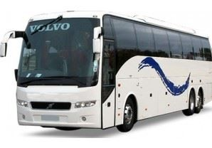 Volvo B7R Bus price in India