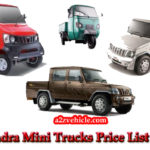 2019 Mahindra Mini Truck Price List [[NEW]]