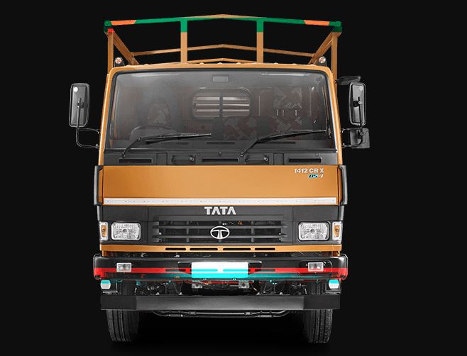 TATA LPT 1412 Truck Specifications