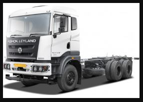 ASHOK LEYLAND CAPTAIN 2523 HR Price