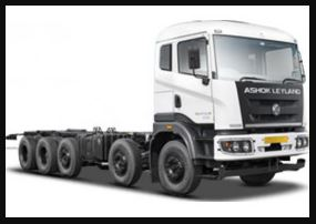 ASHOK LEYLAND CAPTAIN 3718 Price