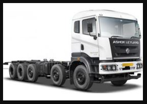 ASHOK LEYLAND CAPTAIN 3723 Price