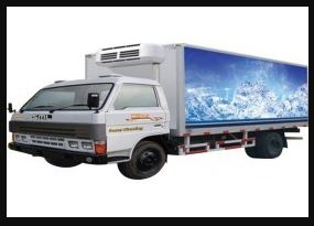 SML ISUZU REEFER VAN BS-IV Price