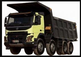 VOLVO FMX 440 Price in India