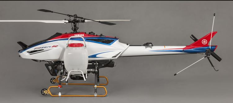 Yamaha Fazer R Helicopter Specifications